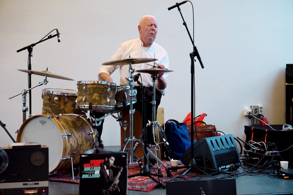 """Han Bennink: """"Misha Mengelberg had zich in Utrecht opgedrongen en het hele concert verziekt."""""""