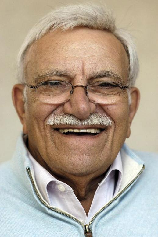 Sammy Nestico was een uiterst beminnelijke en goedlachse man. Fotograaf onbekend