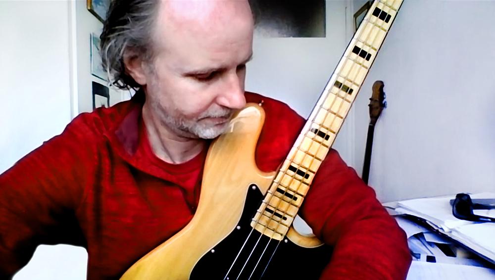 """Thomas Winther Andersen: """"Naar muziek luisteren brengt je in een andere stemming, dat geldt ook als je zelf speelt."""
