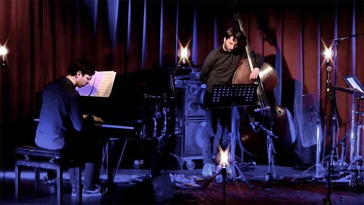 Floris Kappeyne en Tijs Klaassen koesterden ook de stilte.