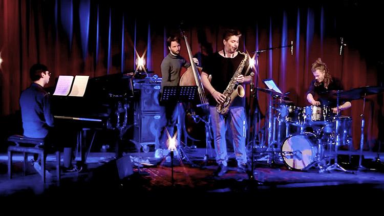 Mete Erker Trio + 1 op volle sterkte.