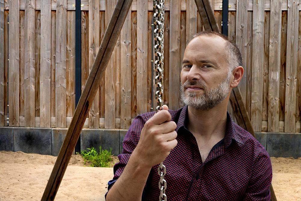 """Maurice Smit: """"Ik heb al dertig jaar dezelfde 'set up', met andere woorden dezelfde tenorsax met hetzelfde mondstuk."""""""