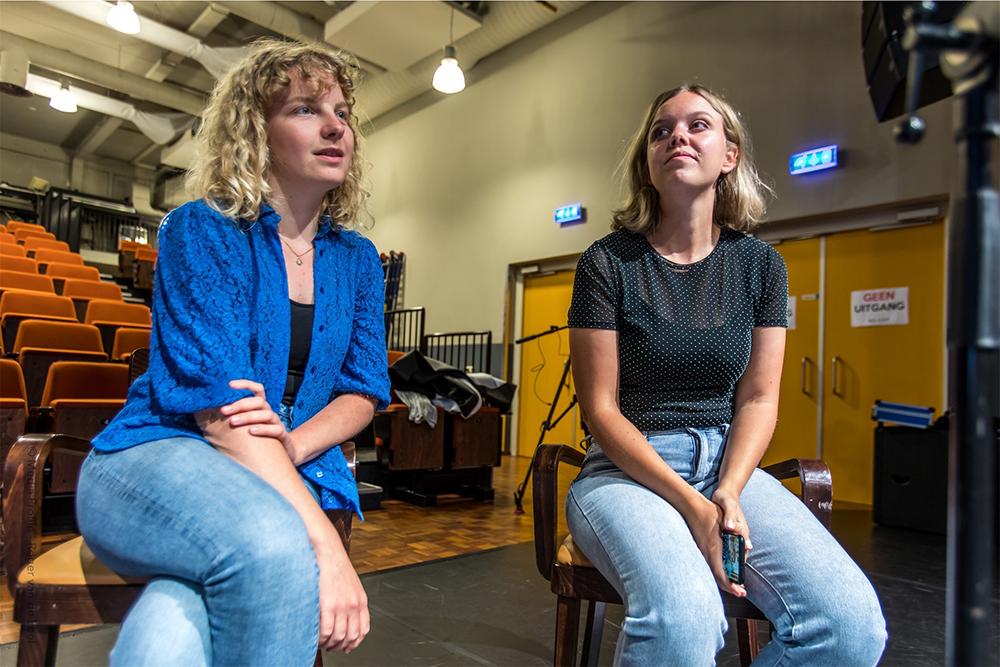 Babs van Bree en Renée Steenvoorden